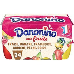 Danonino - Fromage blanc sucré au fruits