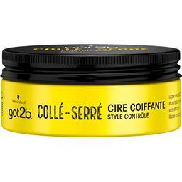 Got2b - Cire coiffante Collé-serré