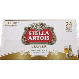 Bière belge Premium