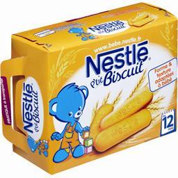 P'tit Biscuit - Biscuits texture croquante & fondant...