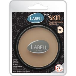 My Skin - Poudre compacte matifiante beige clair