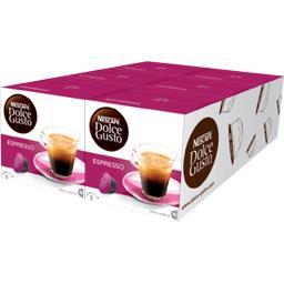 Machine à café Piccolo anthracite et 6 boites de caf...