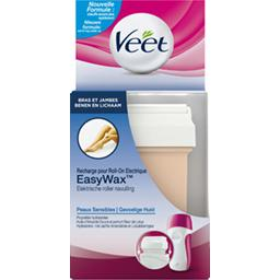 Recharge cire jambes et bras Roll On électrique EasyWax