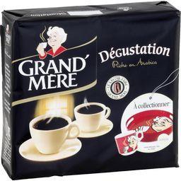 Grand'Mère Café moulu Dégustation