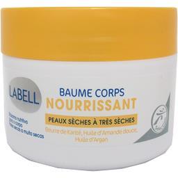 Labell Baume corps nourrissant peaux sèches à très sèches le pot de 250 ml