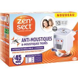 Diffuseur électrique anti moustiques & moustiques ti...