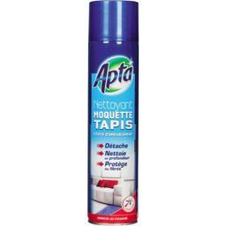 Mousse nettoyante moquette, tapis, tissus d'ameublem...
