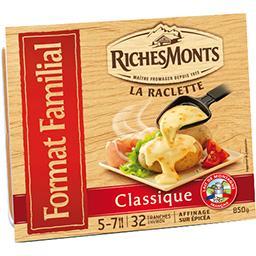 La Raclette classique