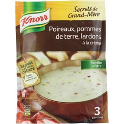 Secrets de Grand-Mère - Soupe poireaux, pommes de te...