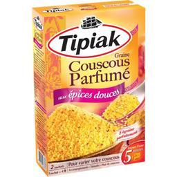 Graine couscous parfumé aux épices douces
