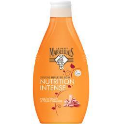 Douche huile nutrition, huile d'argan & fleur d'oran...