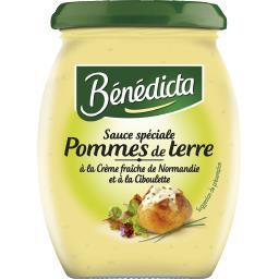 Bénédicta Sauce spéciale pommes de terre