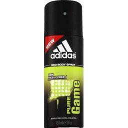 Adidas Déodorant 24 h Body Spray Pure Game