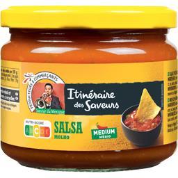 Saveur du Mexique - Sauce Salsa medium