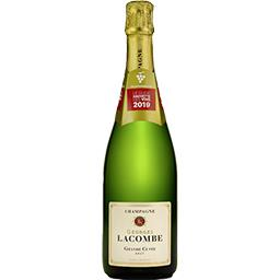Champagne Lacombe Brut Grande Cuvée