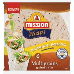 Wraps multigrains