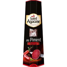 Spécialité de saucisse au piment intense
