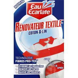 Rénovateur textile coton & lin