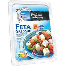 Feta grecque au lait de brebis et de chèvre