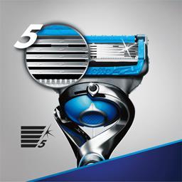 Fusion5 - proshield - chill - rasoir pour homme + 1 ...