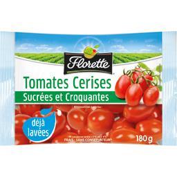 Florette Tomates cerises sucrées et croquantes le sachet de 180 g