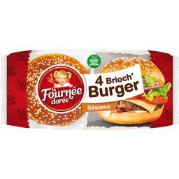 Brioch' Burger sésame