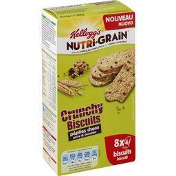 Nutri-Grain - Crunchy Biscuits pépites choco