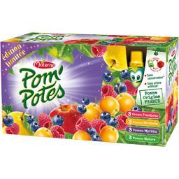 Pom'Potes - Assortiment de compote et de spécialités...