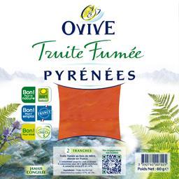 Truite fumée Pyrénées