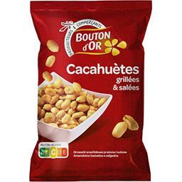 Cacahuètes grillées & salées