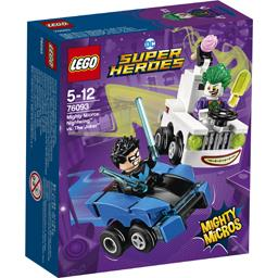 DC Super Heroes - Mighty Micros 5-12