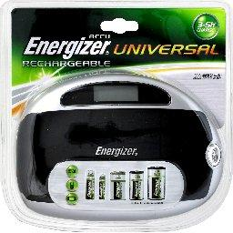 Accu rechargeable universal