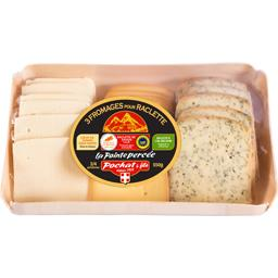 3 fromages pour raclette