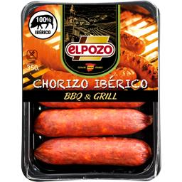 Chorizo Ibérique barbecue