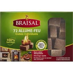 Cubes individuels allume-feu 100% naturel