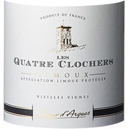 Limoux Les Quatre Clochers vin Blanc sec 2015