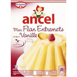 Mon Flan Entremets parfum vanille