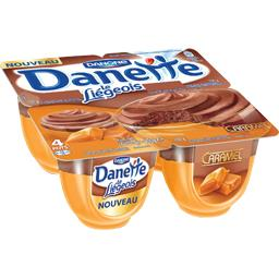 Danette - Crème dessert Le Liégeois caramel