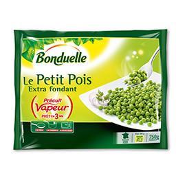 Précuit Vapeur - Le Petit Pois extra fondant