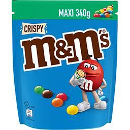 Bonbons chocolat Crispy