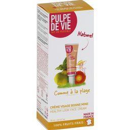 Crème bonne mine hydratante et autobronzante