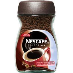 Sélection - Café soluble