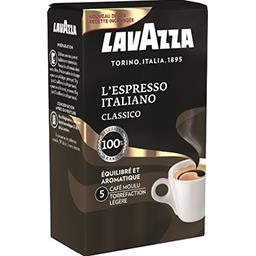 Café L'Espresso Italiano Classico intensité 4