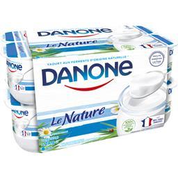 Danone Yaourt Le Nature