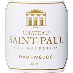 Haut-Médoc Château Saint-Paul - Cru Bourgeois vin Ro...