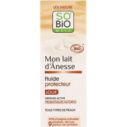 So'bio Etic Fluide protecteur jour Mon lait d'Ânesse le flacon de 50 ml