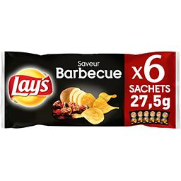 Chips saveur barbecue