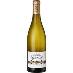 Quincy vin blanc sec, 2015