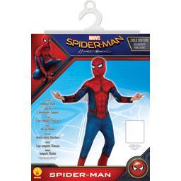 Déguisement Spiderman taille 3-4 ans