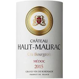 Médoc Château Haut-Maurac - Cru Bourgeois vin Rouge ...